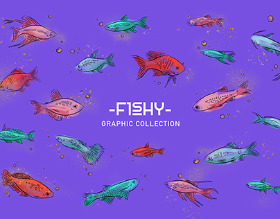 Fishy — Graphic Collection