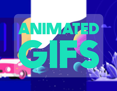 Animated GIFs // Animation