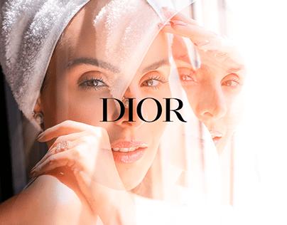 Layla Monteiro + Dior Skincare