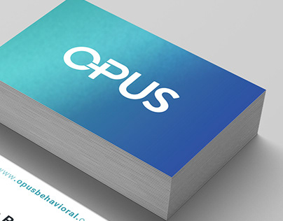 Marketing collateral for OPUS