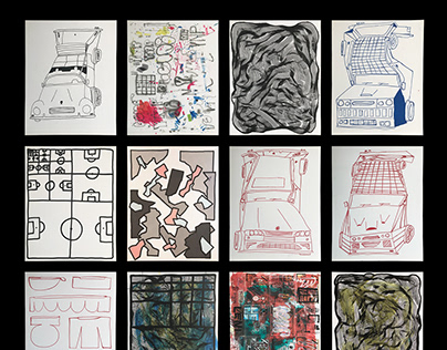 K001 – K048 - Drawings in various formats