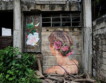 Encuentro* Mural en La Merced - Chanchamayo