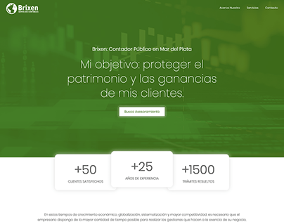 Financial and Insurance Websites