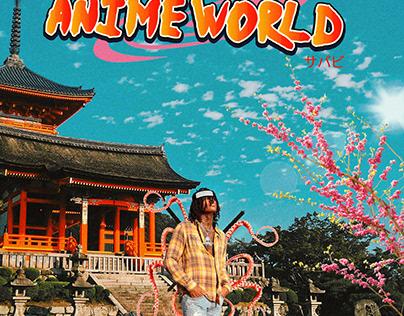 Sahbabii-Anime World(Concept Cover)