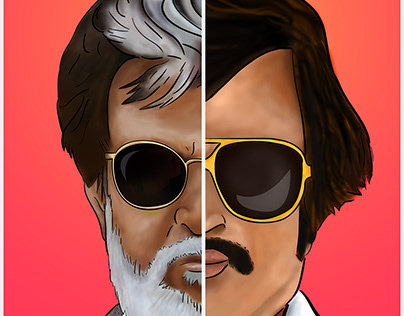 Kabali Fan Art
