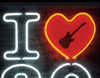 RollingStone 80's poster