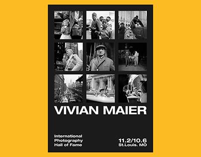 Vivian Maier Exposition.