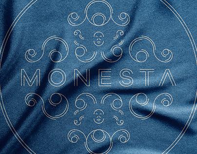 MONESTA | Corporate Identity