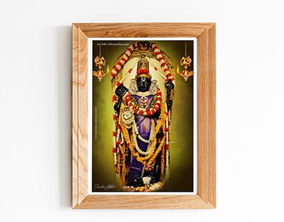 Sri Ativarathar swami Painting