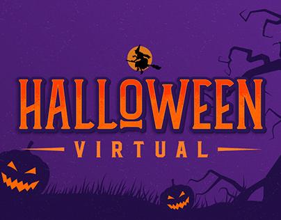 Halloween virtual - Shopping Jardim das Américas