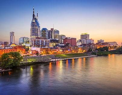 Nashville - The Music City