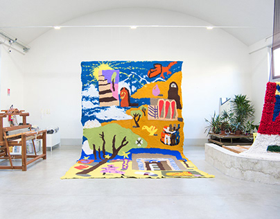 DARIUS DOLATYARI and CELINE BOULESTEIX - Artist