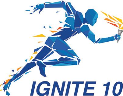 Ignite 10 Logo