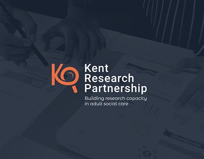 Research Logo Identity