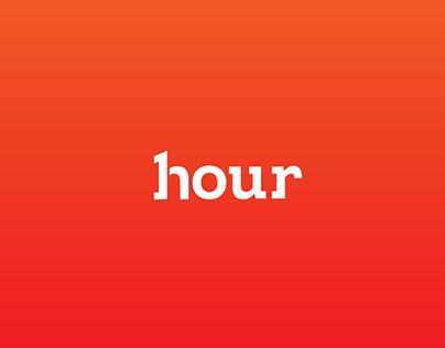 One Hour. Branding.