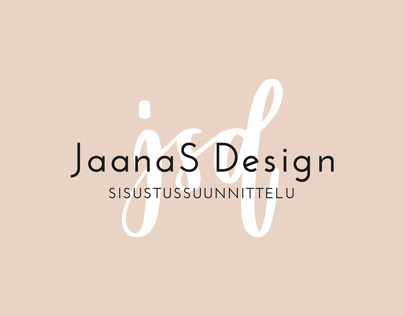 Visual identity for interior designer