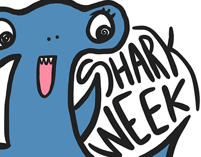 Shark Week Edutainment App