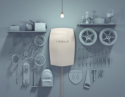 Eneco & Tesla Powerwall