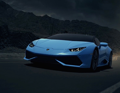 Lamborghini Huracán Spyder - Own the sky