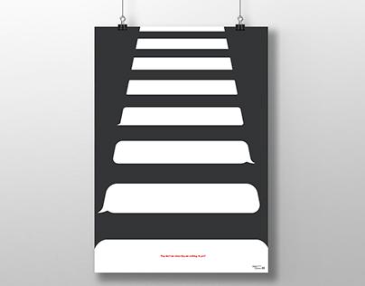 Social Issue Poster Design