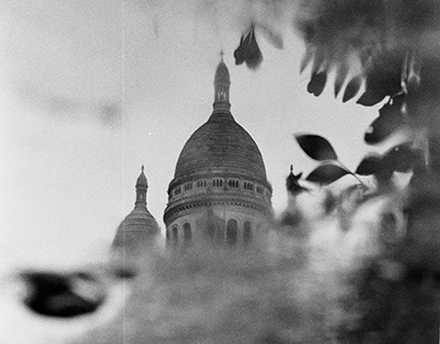 From Montmartre With Love.