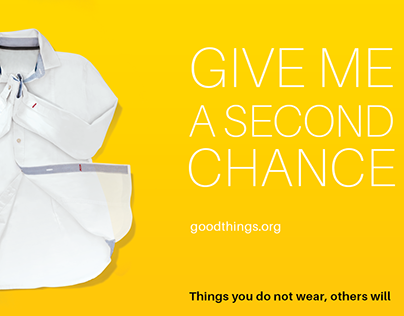 Advertisement - Good Things Foundation