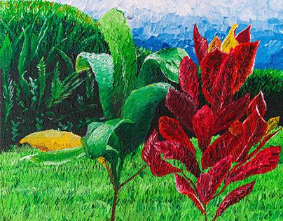 Maui Botanical Garden