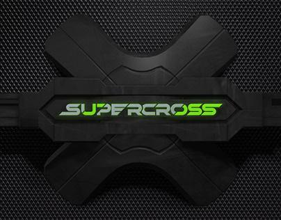 Monster Supercross Logo Redesign