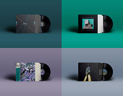 Vinyl Covers and some Artwork