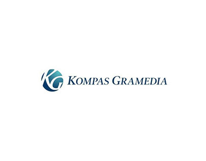 Kompas Gramedia Landing Page
