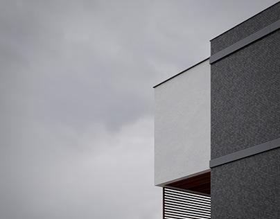 CGI - OVERCAST BUILDING