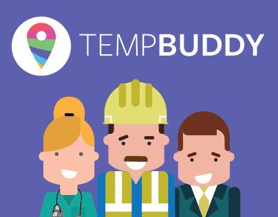 TempBuddy Visual Identity