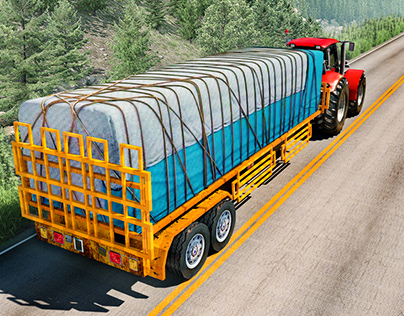 Tractor Cargo Game 2021