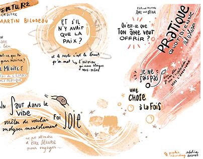 Digital Scribing L'Aventure