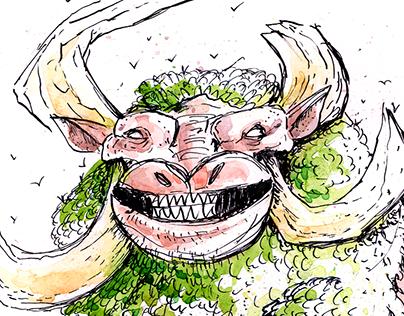 Jewish Mythological Creatures