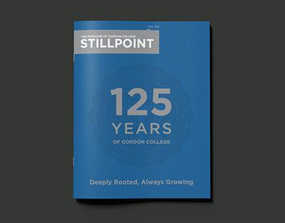 Stillpoint - 125 Years