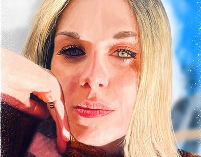 R   Digital Painting