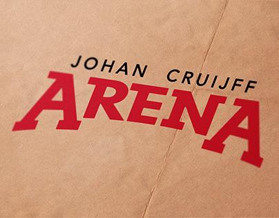 Logo redesign concept: Johan Cruijff Arena