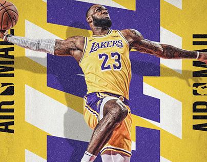 NBA Air Mail