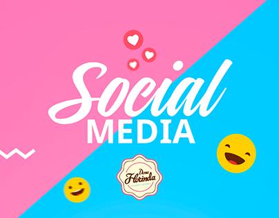 Social Media - Dona Florinda Churros Gourmet