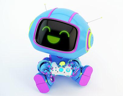 My little gamer