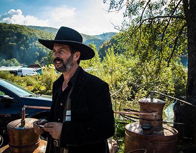 Documentary Photography - Negreni, Romania
