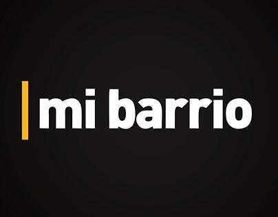 MiBarrio/Plataforma de Asistencia e Información Barrial