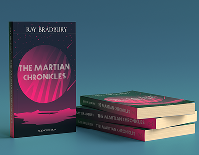 The Martian Chronicles - book cover