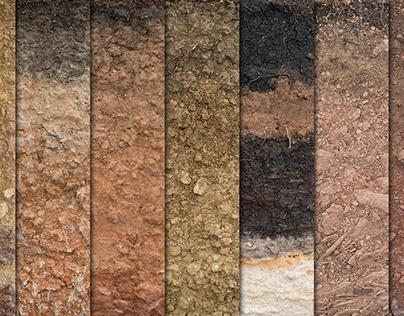Umweltministerium - Digitalisierung Bodenprofile