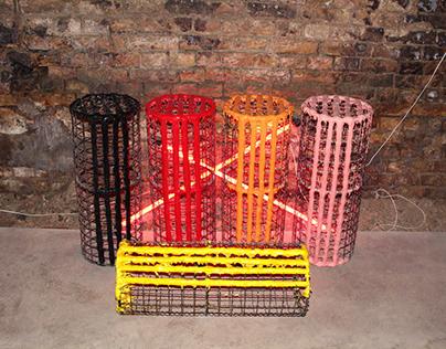 Wire Drum