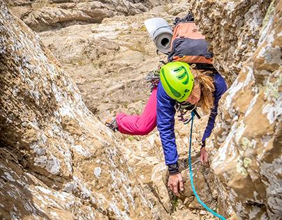 Des images d'Alpinisme