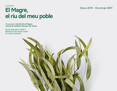 Exposició El Magre, el riu del meu poble