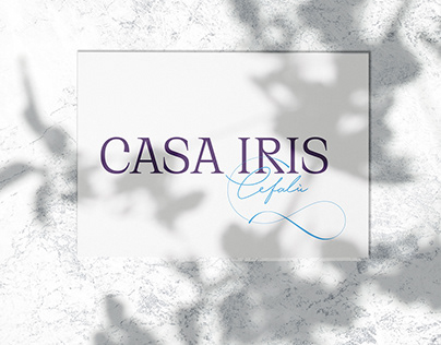 Casa Iris   Brand Identity.