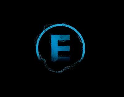 Particle Logo 2